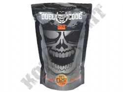 4000 x 6mm x 25g White Polished Airsoft BB Gun Pellets in Bag Duel Code